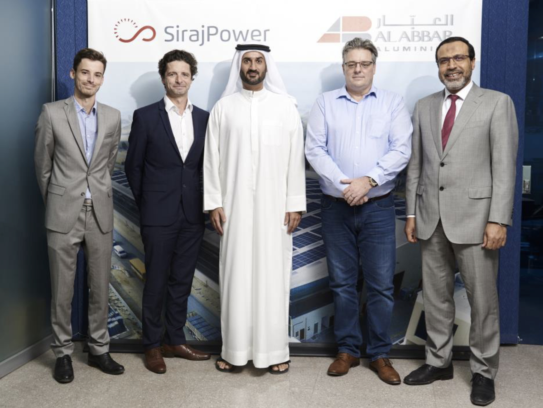 SirajPower Continues its Support of Shams Dubai With New