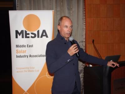 Bertrand Picard: MESIA ambassador