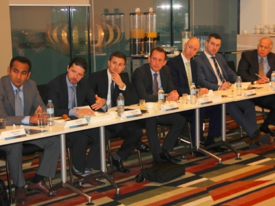 Exclusive Breakfast Briefing with the Egyptian Delegation (20 Jan 2015)