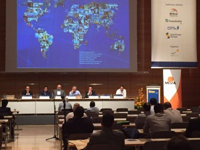 Intersolar MESIA side event (June 2016)