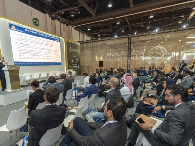 Launch of the Outlook Report 2020 at WFES