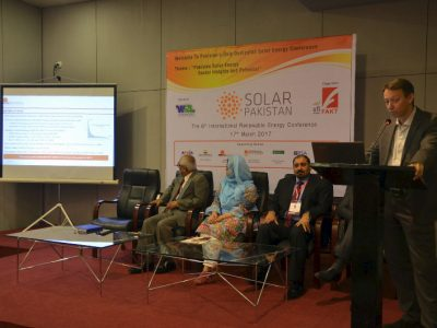 MESIA at Solar Pakistan Fair - March 2017