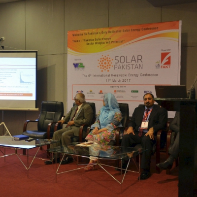 MESIA at Solar Pakistan Fair - March 2017