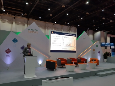 MESIA opening TUV's Workshop - WETEX 2019