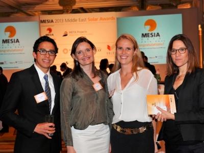 MESIA Solar Awards 2013