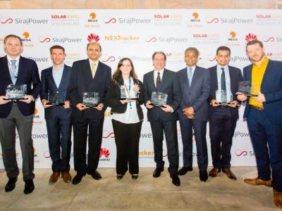 MESIA Solar Awards 2017
