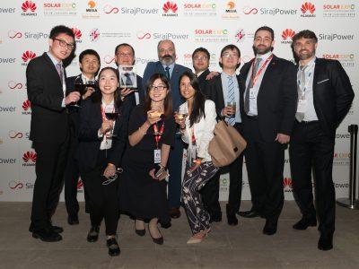 MESIA Solar Awards 2018