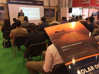 MESIA SOLAR OUTLOOK REPORT: official launch