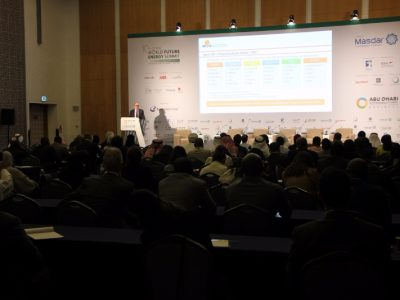 Middle East solar projects overview at WFES - Jan 2017