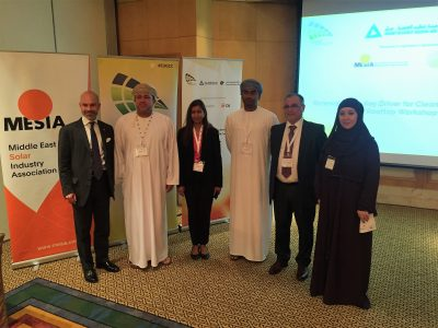 Renewables: A Key Driver for Clean Energy Transition - Solar PV Rooftop Workshop & Training - Muscat, Oman