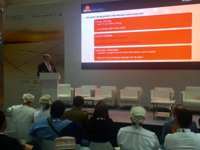 Solar Outlook Report: Official Launch (16 Jan)