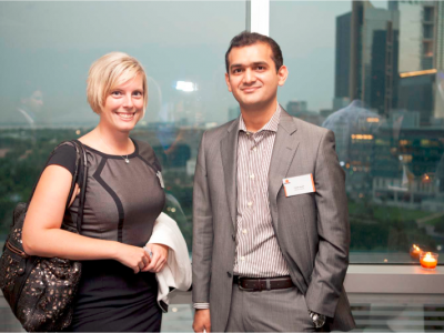 Networking Cocktail - 2 Sept 2014