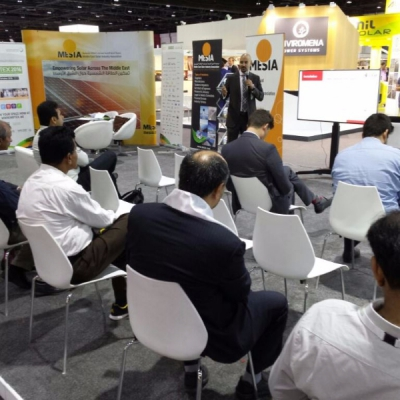 WETEX 2015 - Solar Hall