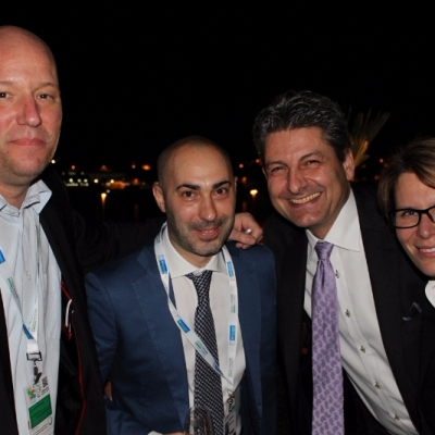 WFES - MESIA Cocktail Reception (Jan 2016)